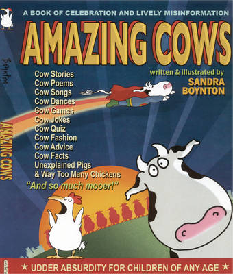 Amazing Cows! (Paperback)
