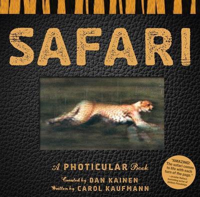 Safari: A Photicular Book (Hardback)