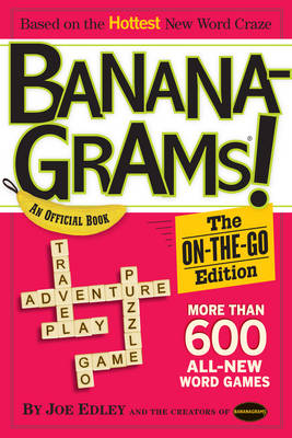 Bananagrams! The On-the-go Edition (Paperback)