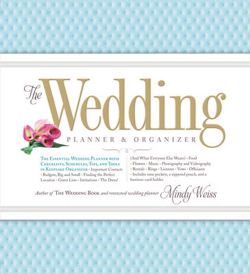 The Wedding Planner and Organizer (Calendar)