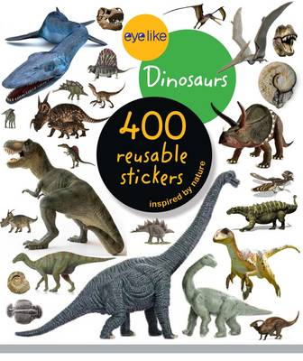 Playbac Sticker Book: Dinosaurs (Paperback)