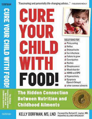 Cure Your Child with Food (Paperback)