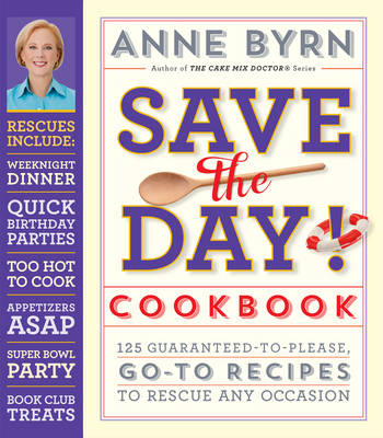 Anne Bryn Saves the Day Cookbook (Paperback)