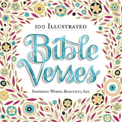 100 Illustrated Bible Verses (Paperback)