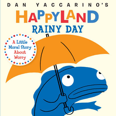 Rainy Day (Board book)