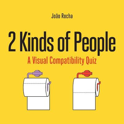 2 Kinds of People: A Visual Compatibility Quiz (Paperback)