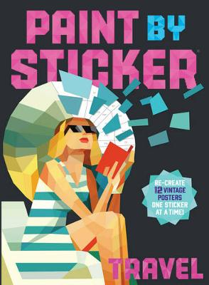 Paint by Sticker: Travel (Paperback)