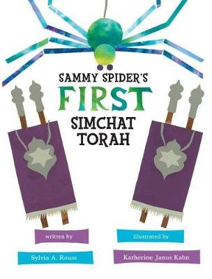 Sammy Spider's First Simchat Torah (Paperback)
