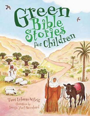 Green Bible Stories for Children (Paperback)
