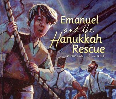 Emanuel and the Hanukkah Rescue (Paperback)