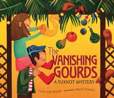 The Vanishing Gourds: A Sukkot Mystery (Paperback)