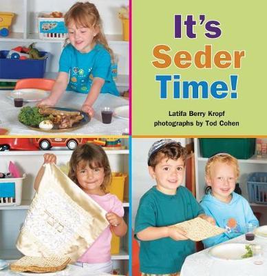 It's Seder Time! (Paperback)
