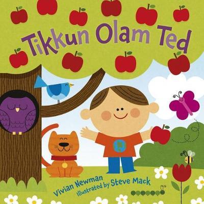 Tikkun Olam Ted (Paperback)