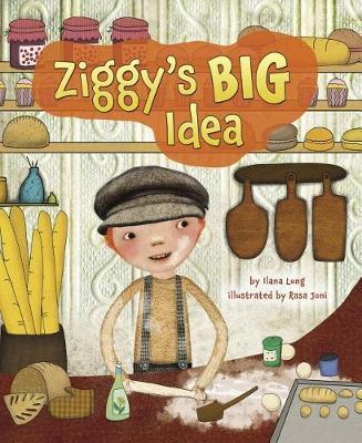 Ziggy's Big Idea (Paperback)