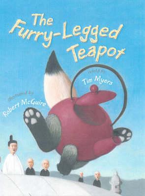 The Furry-Legged Teapot (Hardback)