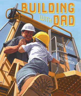 Building with Dad (Hardback)