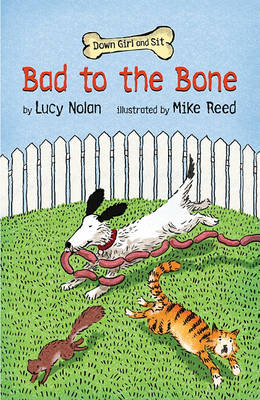 Bad to the Bone - Down Girl and Sit 3 (Paperback)