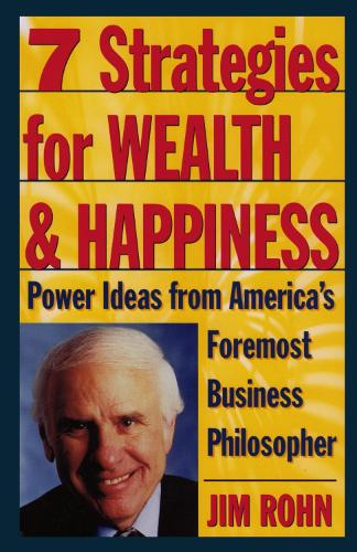 7 Strategies For Wealth And Happiness (Paperback)