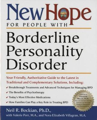 New Hope For People With Borderline Personality Disorder (Paperback)
