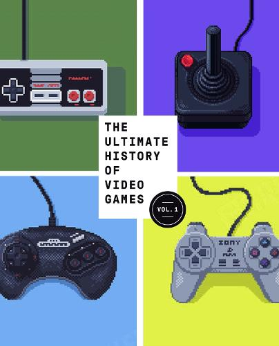 Ultimate History Video Games (Paperback)