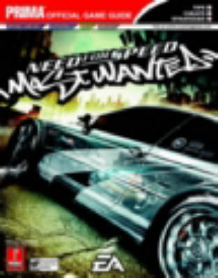 Need for Speed: Most Wanted - The Official Strategy Guide (Paperback)