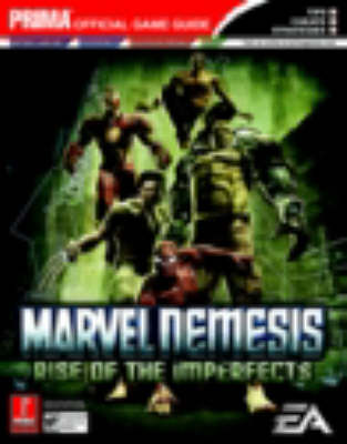 Marvel Nemesis: Official Strategy Guide (Paperback)