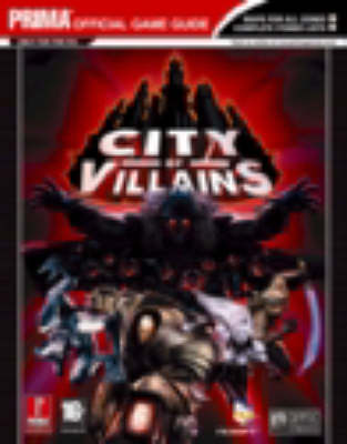 City of Villians: The Official Strategy Guide (Paperback)