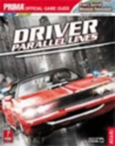 Driver: Parallel Lines: The Official Strategy Guide (Paperback)