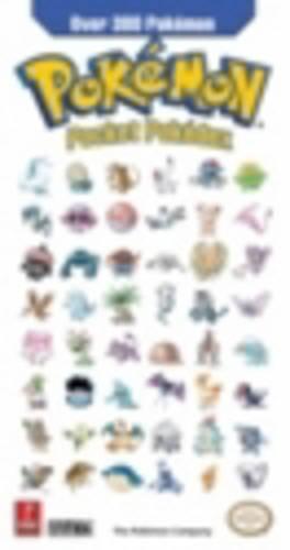 Pokemon Pocket Pokedex (Paperback)