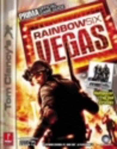 Tom Clancy's Rainbow Six Vegas: The Official Game Guide (Paperback)