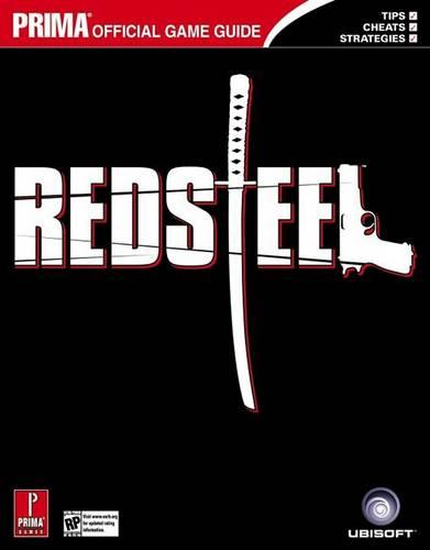 Red Steel: Official Game Guide (Paperback)