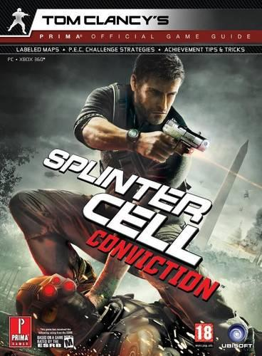 Splinter Cell Conviction: Prima's Official Game Guide (Paperback)