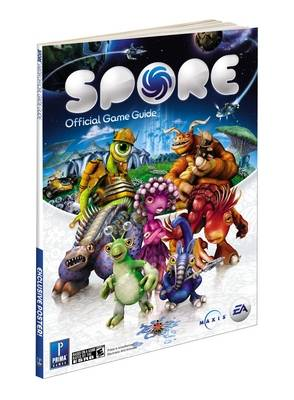 Spore Official Game Guide (Paperback)