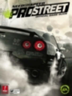 Need for Speed: Pro Street Official Game Guide (Paperback)
