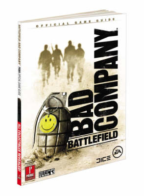 Battlefield - Bad Company Official Game Guide (Paperback)