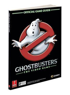Ghostbusters: Prima's Official Game Guide (Paperback)