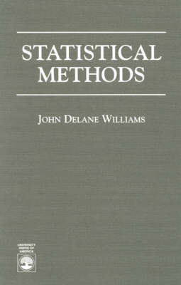 Statistical Methods (Paperback)