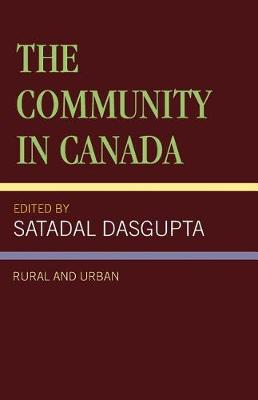 The Community in Canada: Rural and Urban (Paperback)
