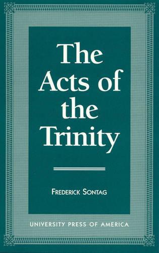 The Acts of Trinity (Hardback)