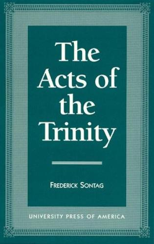 The Acts of Trinity (Paperback)