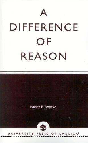 A Difference of Reason (Paperback)