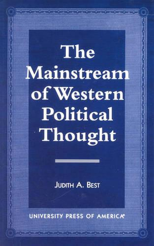 The Mainstream of Western Political Thought (Paperback)