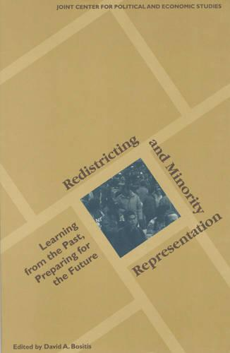 Redistricting and Minority Representation: Learning from the Past, Preparing for the Future (Hardback)