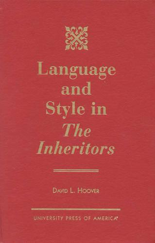 "Language and Style in ""The Inheritors"" (Hardback)"