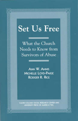 Set Us Free: What the Church Needs to Know from Survivors of Abuse (Paperback)