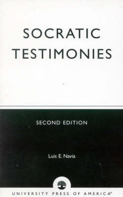 Socratic Testimonies (Paperback)