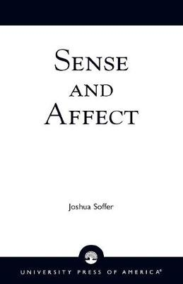 Sense and Affect (Paperback)