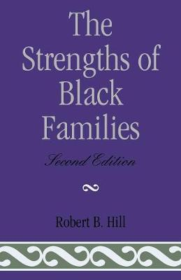 The Strengths of Black Families (Paperback)