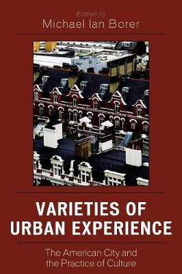 Varieties of Urban Experience: The American City and the Practice of Culture (Paperback)