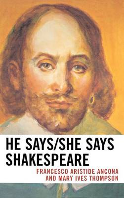 He Says/She Says Shakespeare (Hardback)